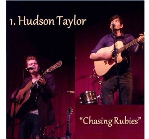 1.Hudson Taylor