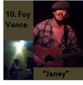 10. Foy Vance