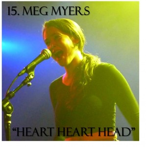 15. Meg Myers