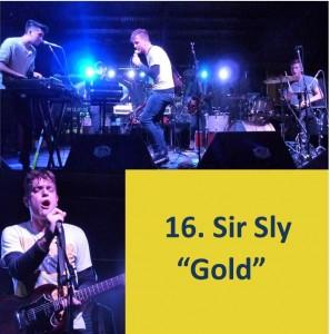 16. Sir Sly