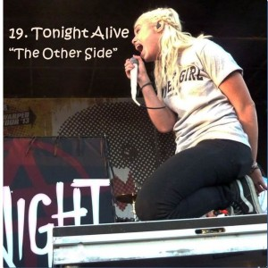 19. Tonight Alive