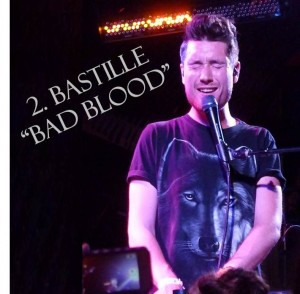 2.Bastille