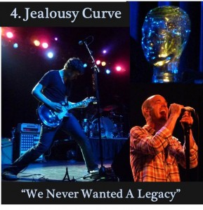 4.Jealousy Curve
