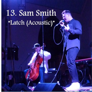 13. Sam Smith