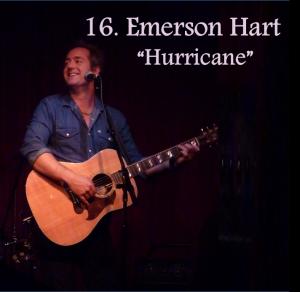 16. Emerson Hart