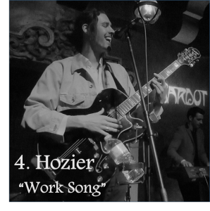 4.Hozier