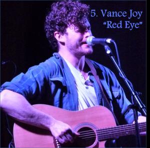 5.Vance Joy