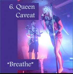 6. Queen Caveat