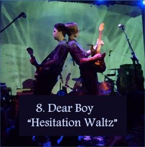 8.Dear Boy